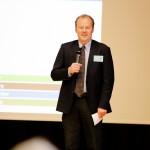 """Prof. Dr. Dirk Winter moderierte den Block """"Marketing und Betriebswirtschaft"""""""