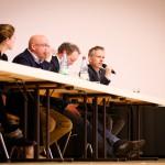 """Podiumsdiskussion """"Pferd und Medien"""""""