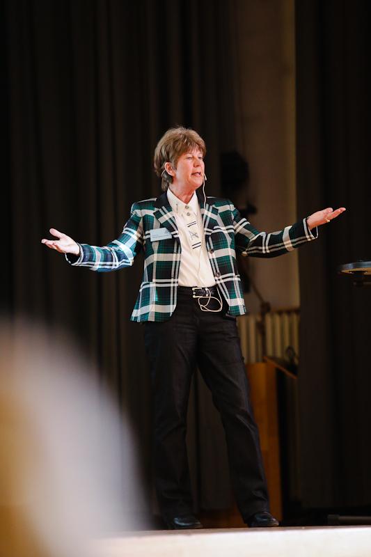 Prof. Dr. Margit Zeitler-Feicht zum Tierwohl